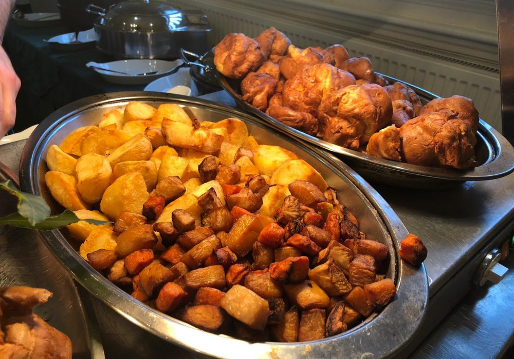 Carvery lunch